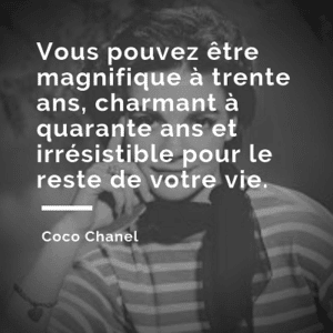 Citation coco chanel 2