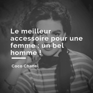 Citation coco chanel 7