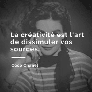 Citation coco chanel 8