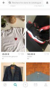 5cc160439b Vinted : l'application pour vendre vos vêtements | Journée de la femme