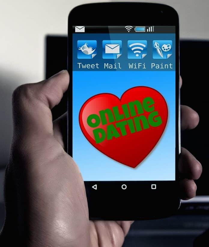 Une application de rencontre sur Android