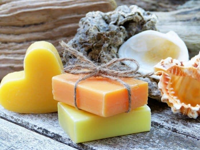 Des savons artisanaux sans emballage