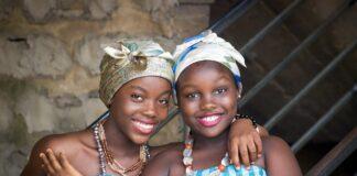 Des femmes qui célèbrent la journée de la femme au Burkina Faso
