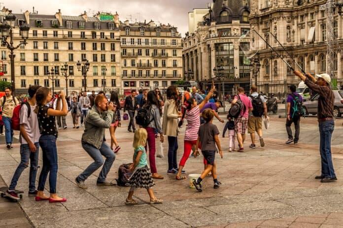 journée de la femme à Paris