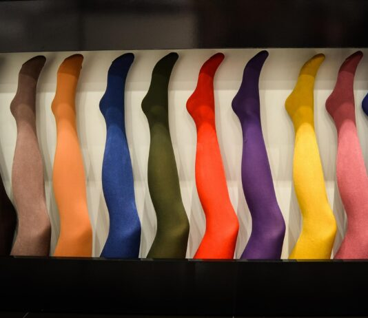 comment porter collants originaux